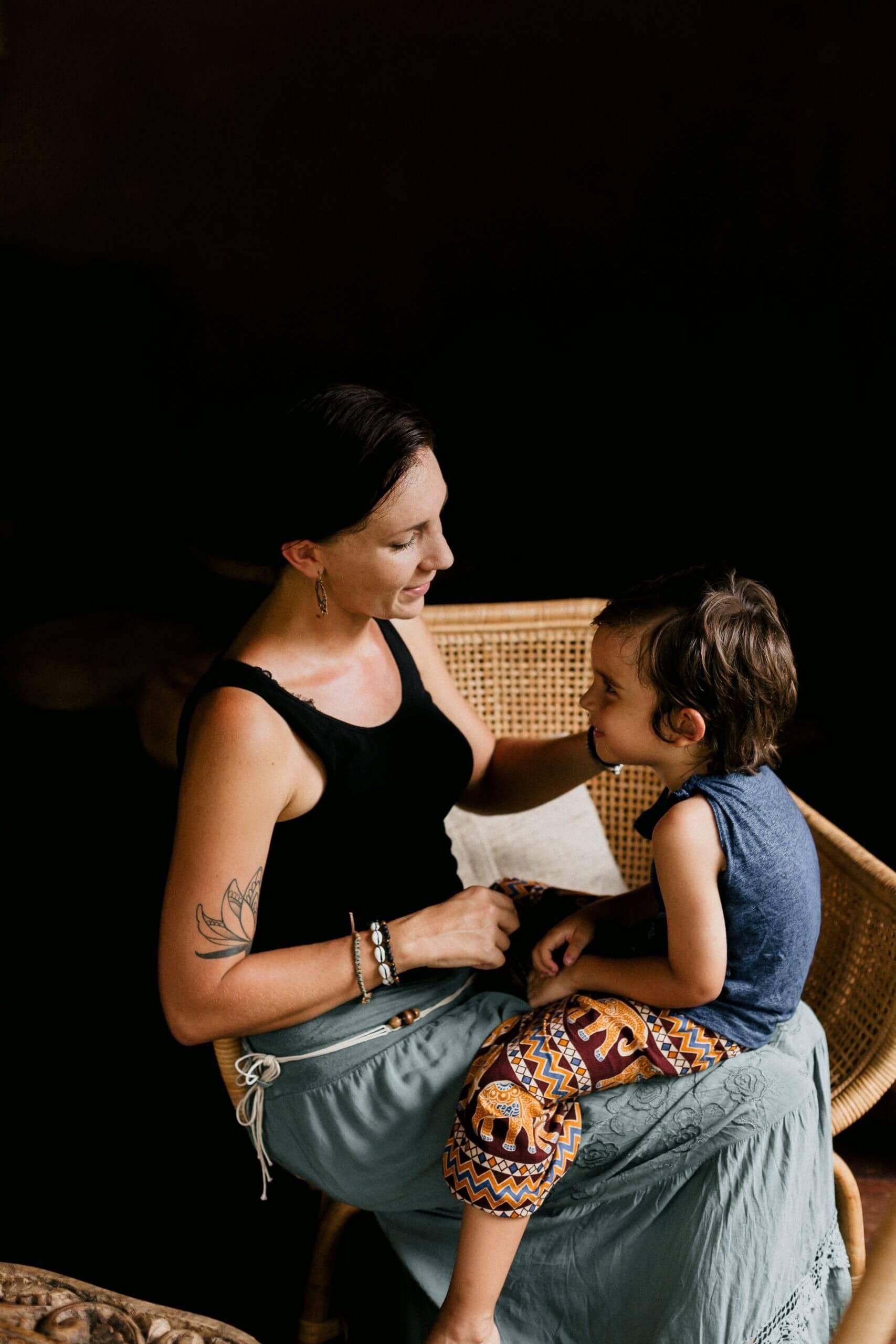Familienpsychologe